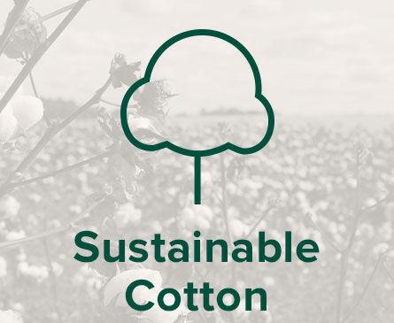 sustainable cotton logo
