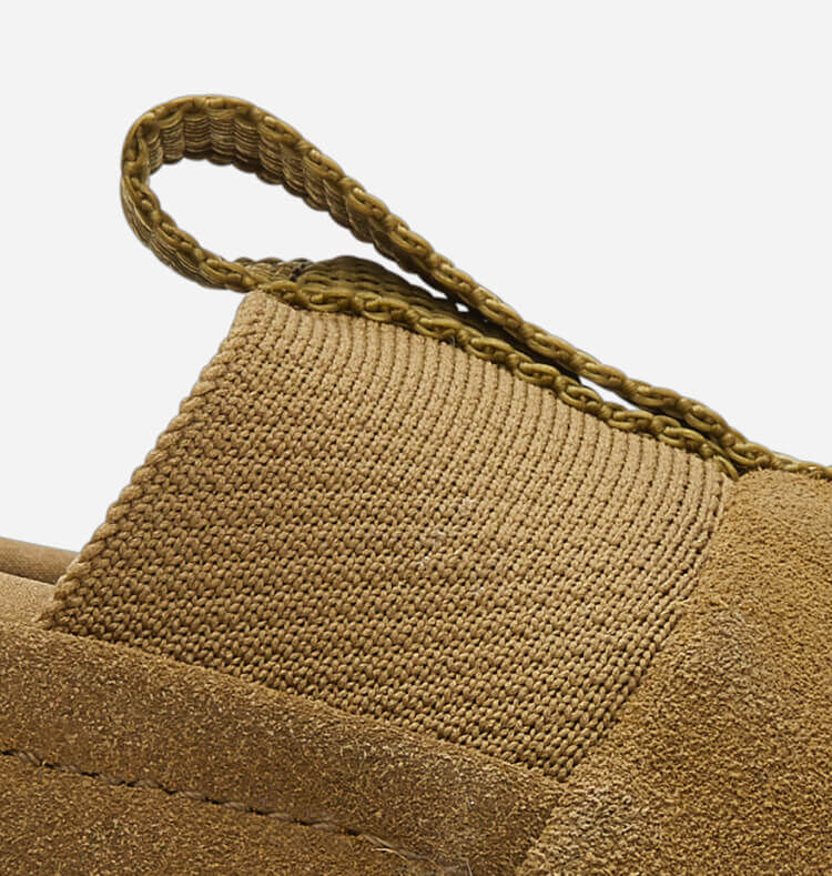 Close up size view of the Men's Alpargata Rover Water Resistant in dirty olive shown.