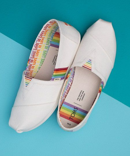 White Rainbow Classic Alpargata