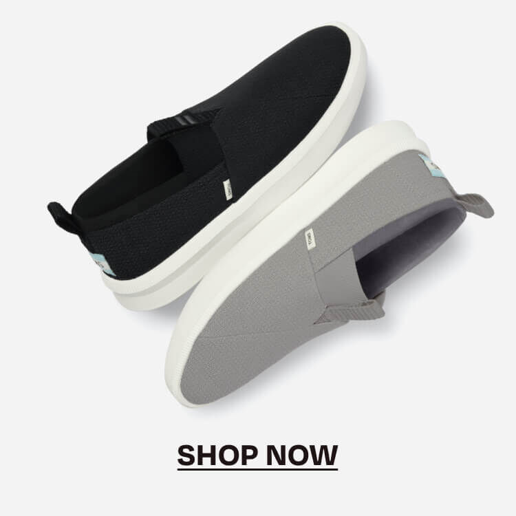 The Rover style in black and drizzle grey color ways shown. Shop now.