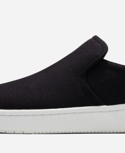 TOMS TRVL Lite black canvas slip-on