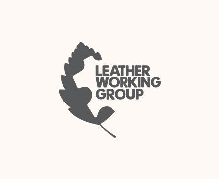 Leather Working Group logo.