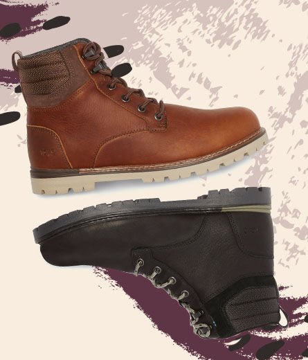 Shoes featured: Men's Ashland Boots.