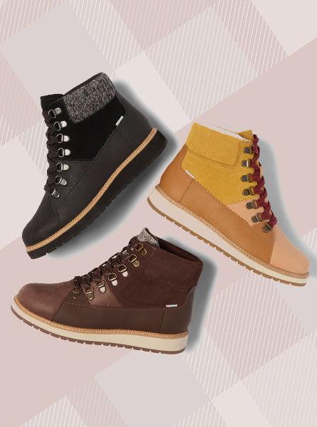 Women's Mesa Boots