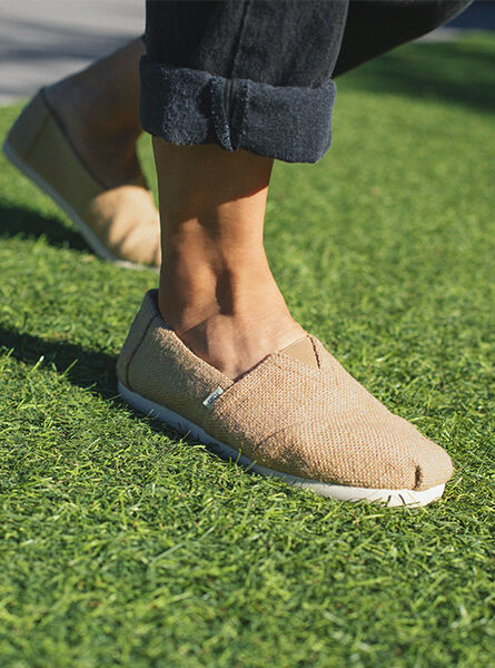 Shoes featured: Men's Burlap Alpargatas