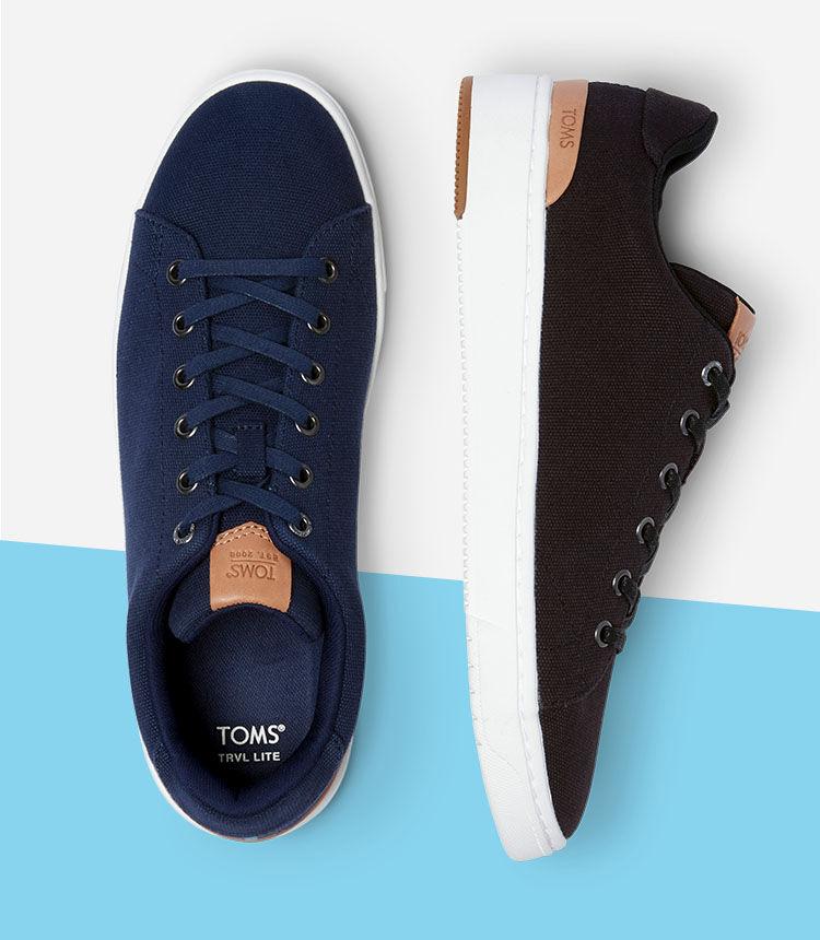 Men's TRVL LITE Sneakers shown.