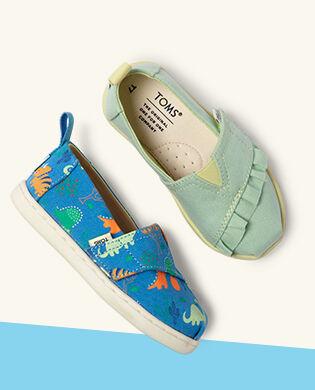 Kids Dinoland Shoes