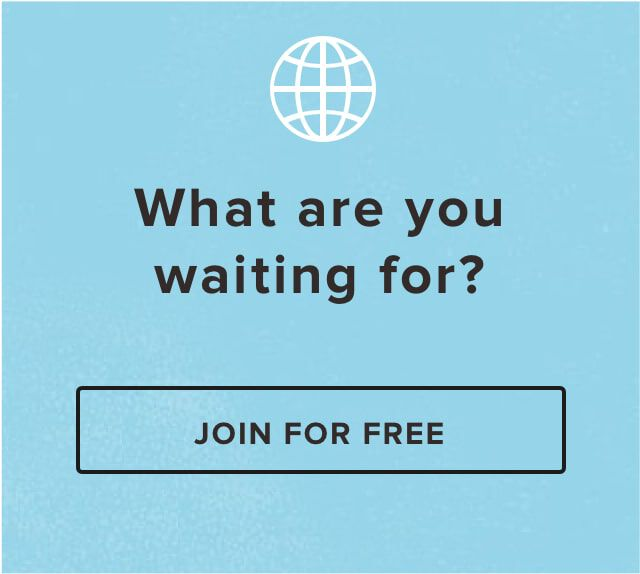 What are you waiting for? Join for free!