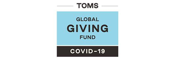 TOMS Global Giving Fund logo