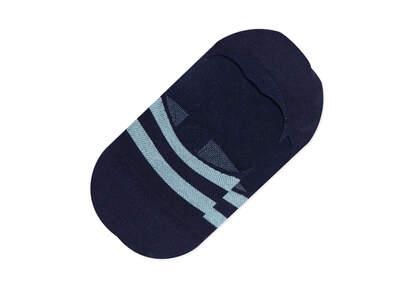 Ultimate No Show Socks Navy