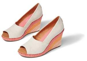 Michelle Wedge Heel
