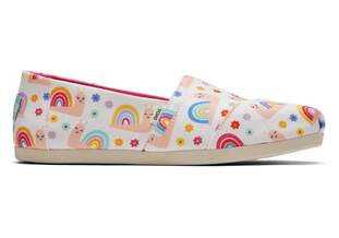 Alpargata Rainbow Snails