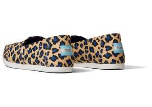 Alpargata Painted Leopard