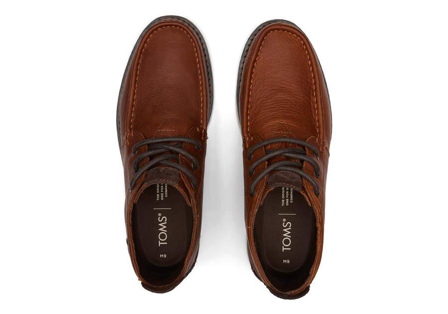 Navi Moc Chukka Boots image number 4