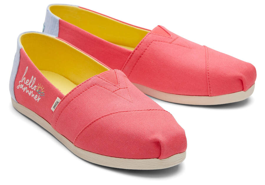 TOMS: Up to 35% Off + Free Shipping