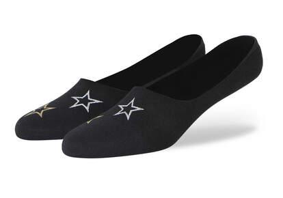 Ultimate No Show Socks Stars