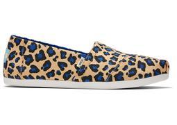 Beige Painted Leopard Cloudbound™ Alpargata