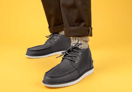 Navi Moc Chukka Boots image number 5