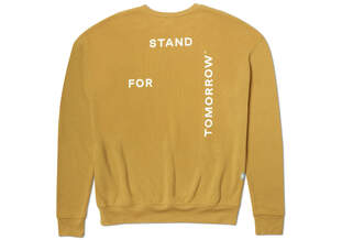 Stand For TOMORROW Crew Fleece