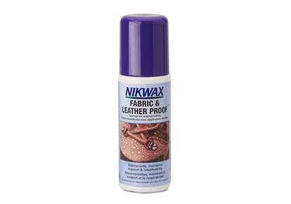 Nikwax Waterproofing Fabric & Leather Proof™