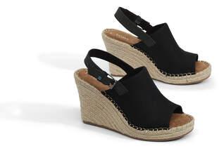 Monica Wedge Heel