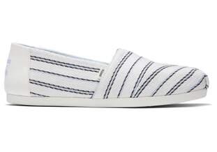 Alpargata Textured Stripe
