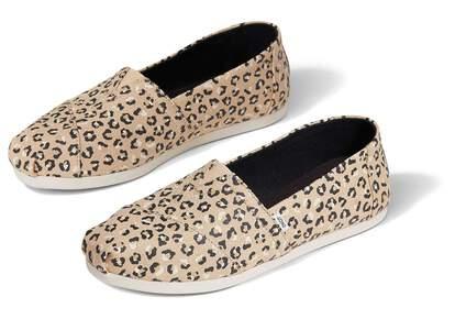 Alpargata Cheetah