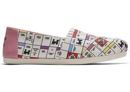 TOMS X Monopoly Game Board CloudBound™ Alpargata