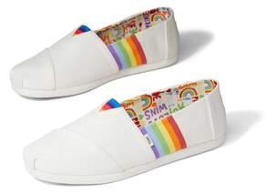 Alpargata Unity Rainbow