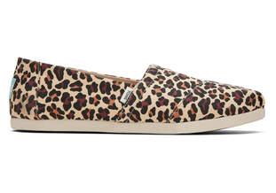 Alpargata Leopard