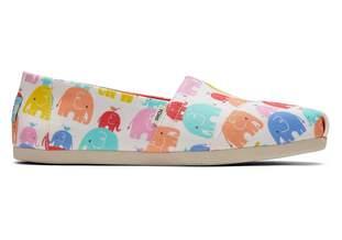 Alpargata Elephants