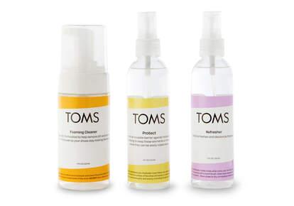 TOMS Shoe Care Kit