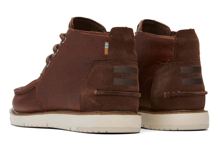 Navi Moc Chukka Boots image number 2