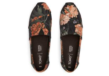 Alpargata Bloom Made With Liberty Fabric