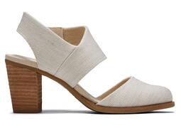 Natural Majorca Closed Toe Sandal