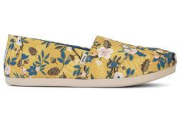 Marigold Floral CloudBound™ Alpargata