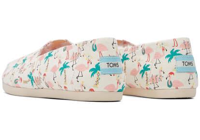 Alpargata Holiday Flamingos