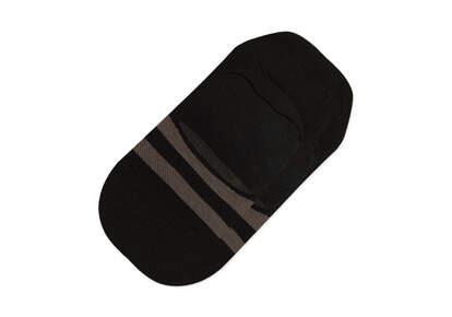 Ultimate No Show Socks Black