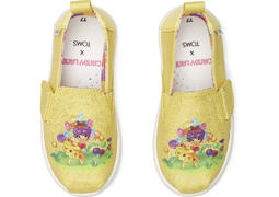 TOMS X Candy Land Princess Lollipop Tiny Alpargata