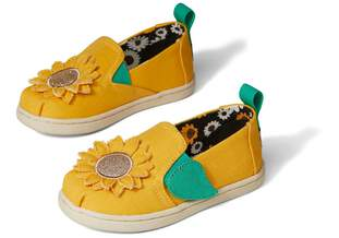 Tiny Alpargata Sunflower