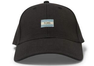 TOMS Logo Cap