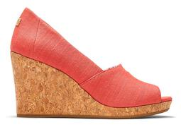 Paprika Michelle Wedge Sandal