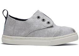 Tiny Grey Cordones Sneaker
