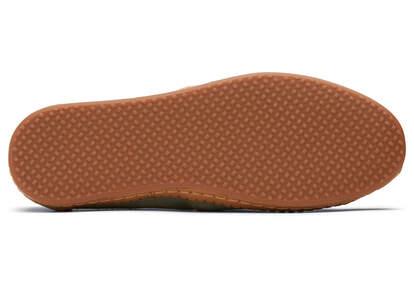 Alpargata Leather Wrap