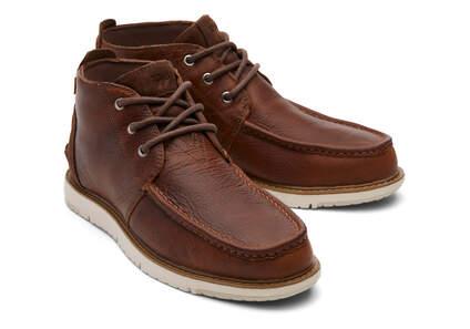 Navi Moc Chukka Boots image number 1