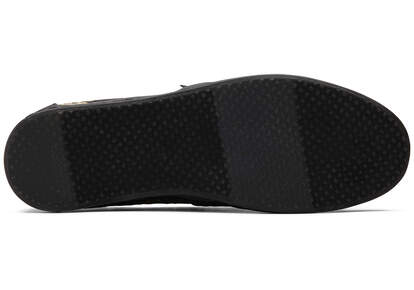 Alpargata Brocade Leather Wrap