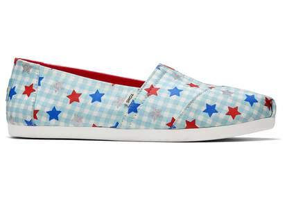 Alpargata Glitter Stars