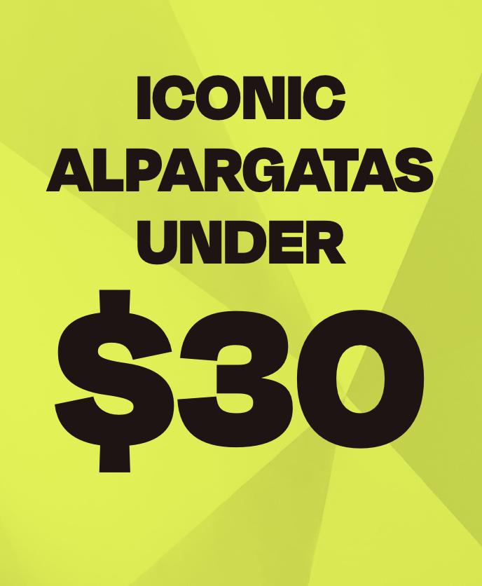 Styles under $30.