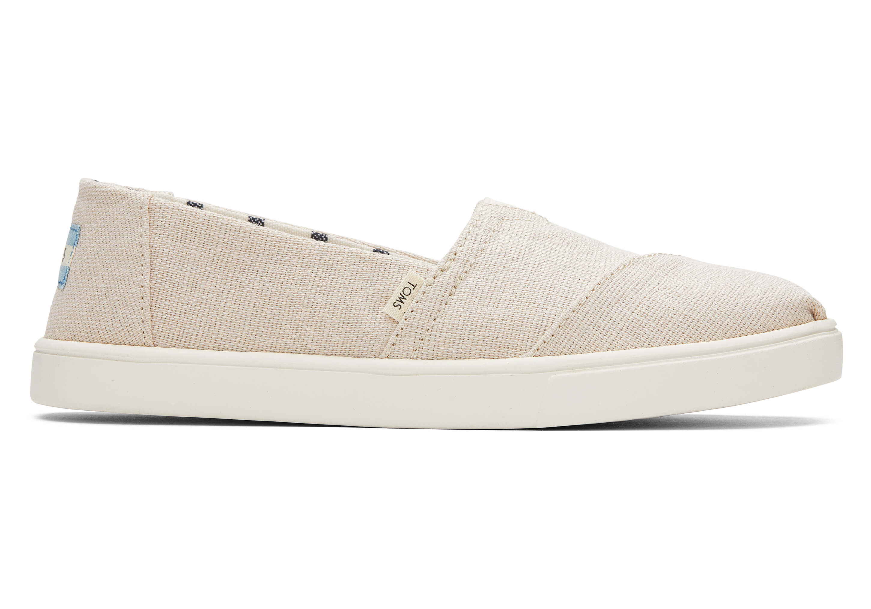 Natural Heritage Canvas Women's Cupsole